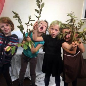 Young Actors at the Feelgood Theatre Company